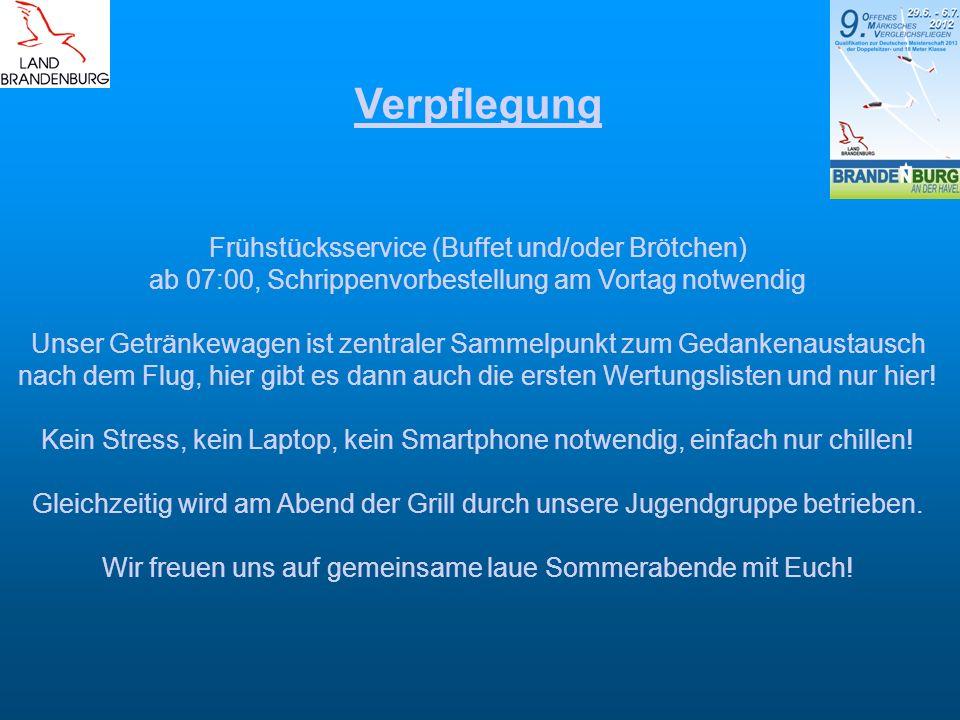 Administrative Hinweise Registrierung ab Donnerstag im Vereinshaus Wenn noch nicht geschehen: Kenntnisnahme der Genehmigung, Vorlage Dokumente, Dopingpapiere etc.