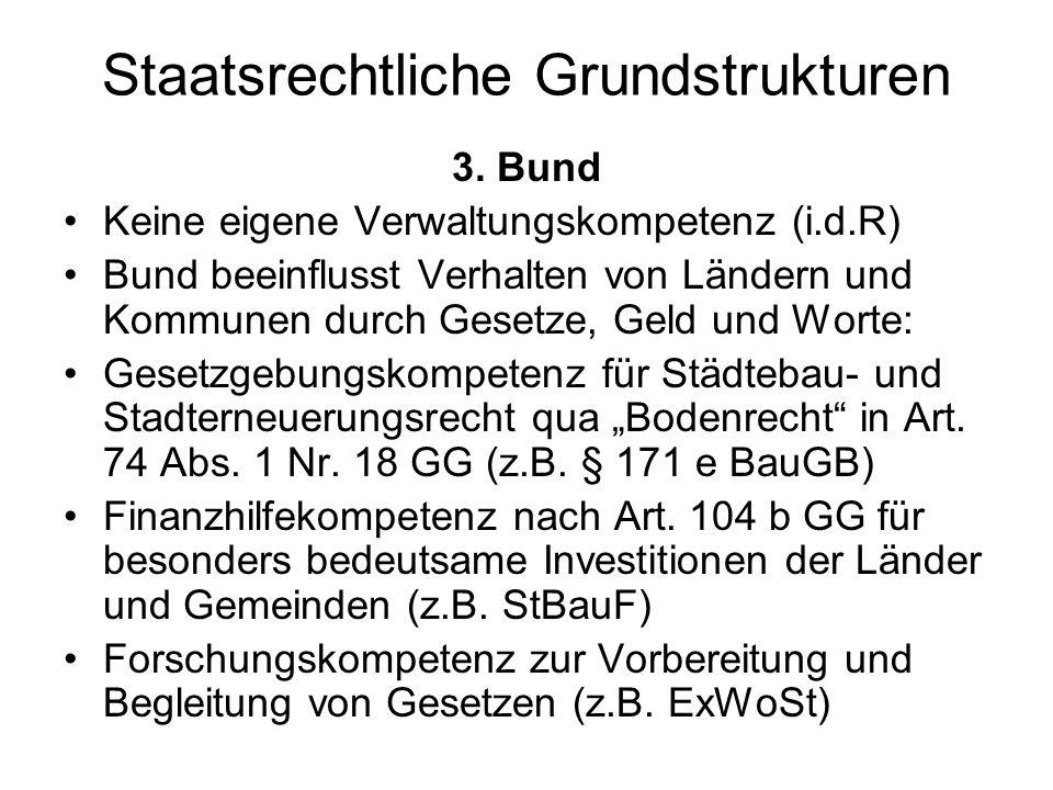 Staatsrechtliche Grundstrukturen 4.