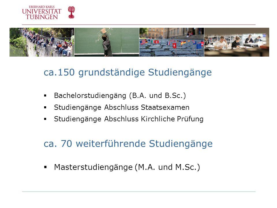 Wir freuen uns über Ihren Besuch! Ihre Zentrale Studienberatung www.uni-tuebingen.de/zsb