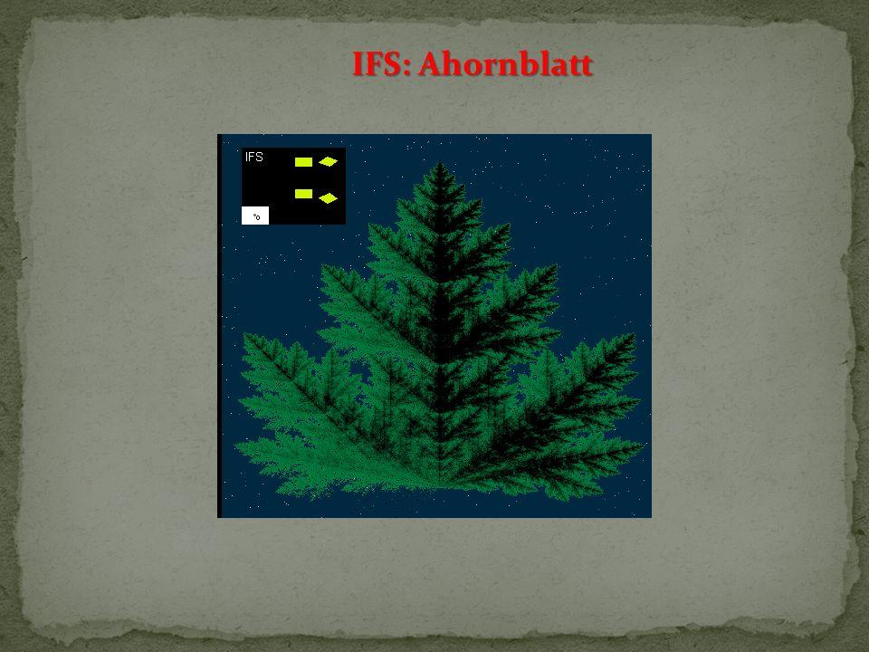 IFS: Ahornblatt
