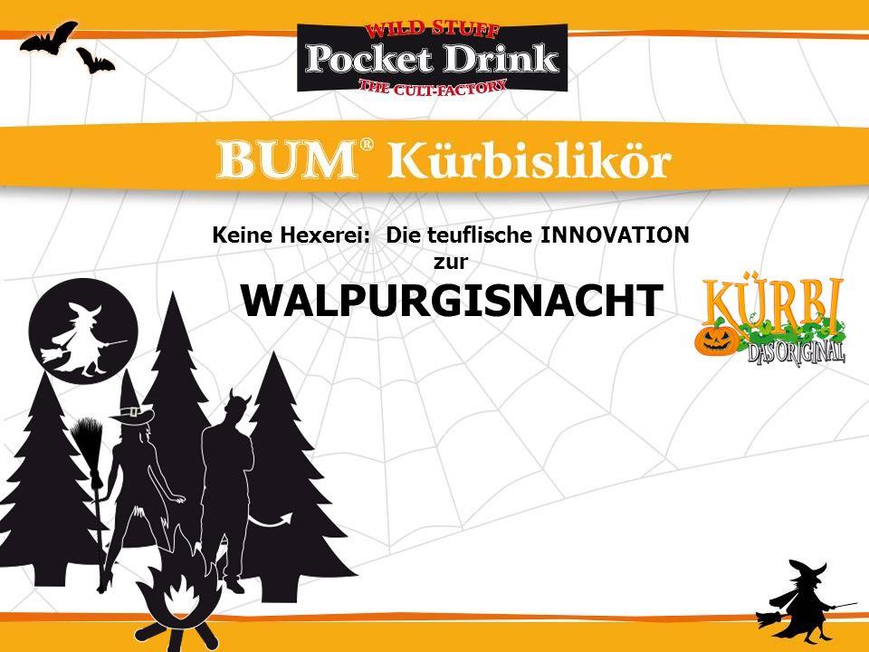 Willkommen zur WALPURGISNACHT