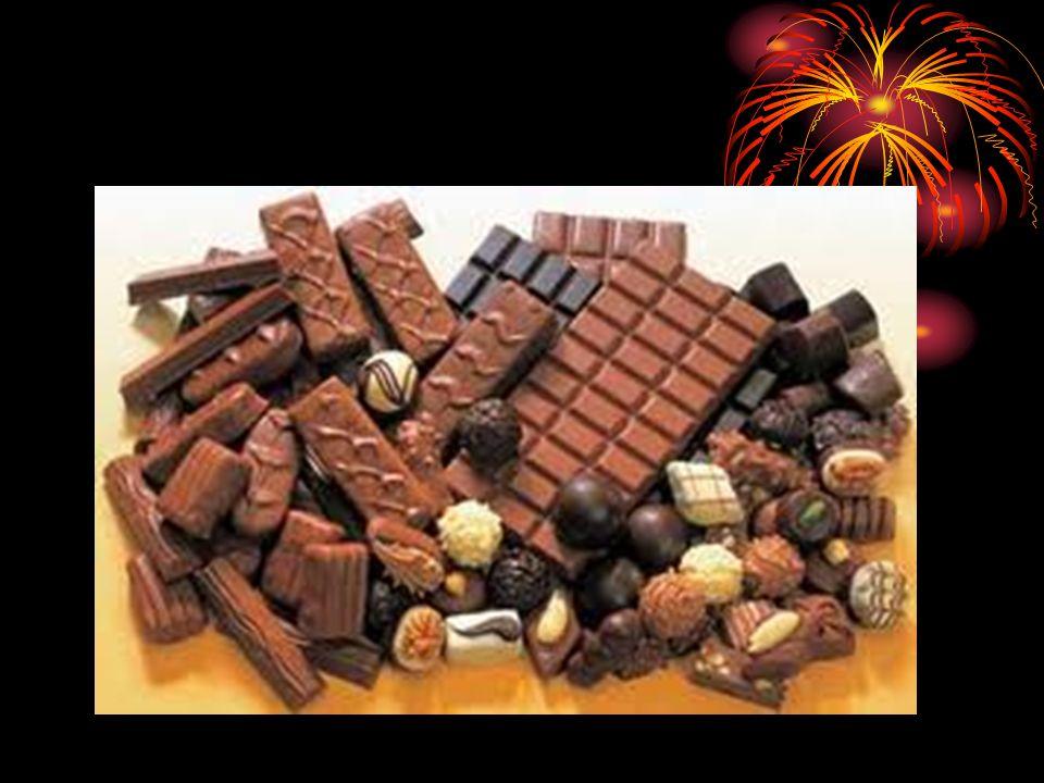 Unsere Schokoladenwerbung