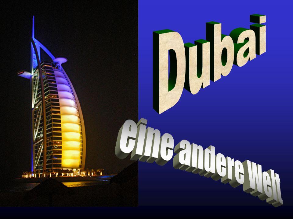 15% aller Wolkenkratzer, die zur Zeit gebaut werden, befinden sich hier, in Dubai.