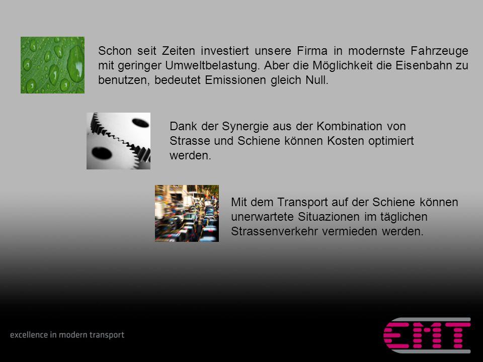 Die Spedition Multicargo in Köln ist der offizielle Partner von EMT in Deutschland.