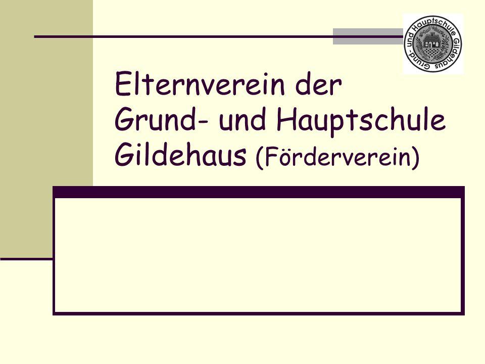 Daten des Elternvereins Gründung 1966 ( ältester Elternverein der Grafschaft ) Anzahl Mitglieder 299 147 aktive (d.
