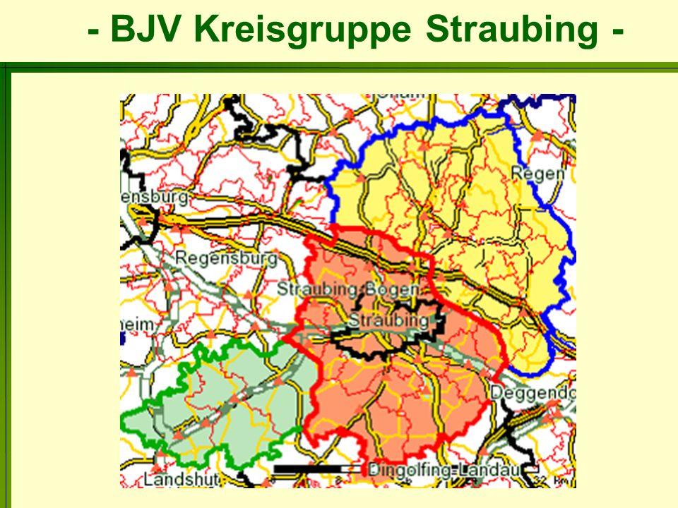 - BJV Kreisgruppe Straubing - Schwarzwildstrecke