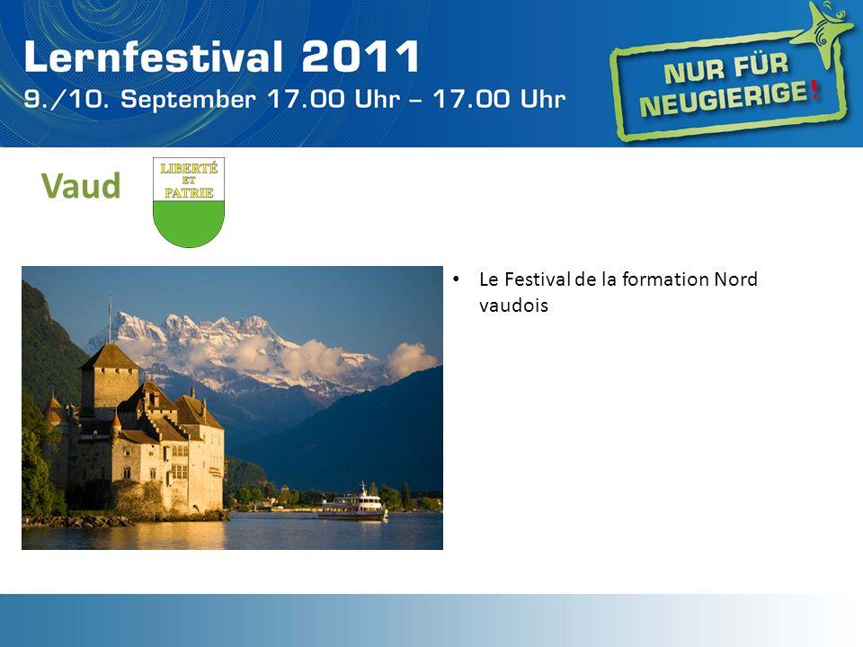 Vaud Le Festival de la formation Nord vaudois