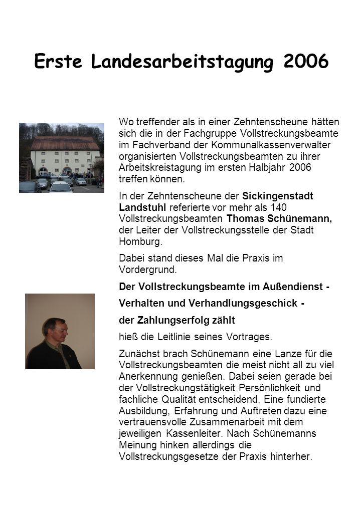 in der Sickingenstadt Landstuhl Gleichwohl sei Forderungsmanagement, wie bereits Josef Löffelholz in einem letzten Referat betont hatte, gefragt.