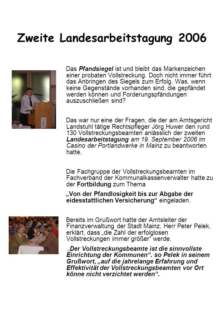 in Mainz-Weisenau Rege Diskussionen belebten das Forum beim anschließend vorgetragenen Referat: Durchsuchungserlaubnis (Art.