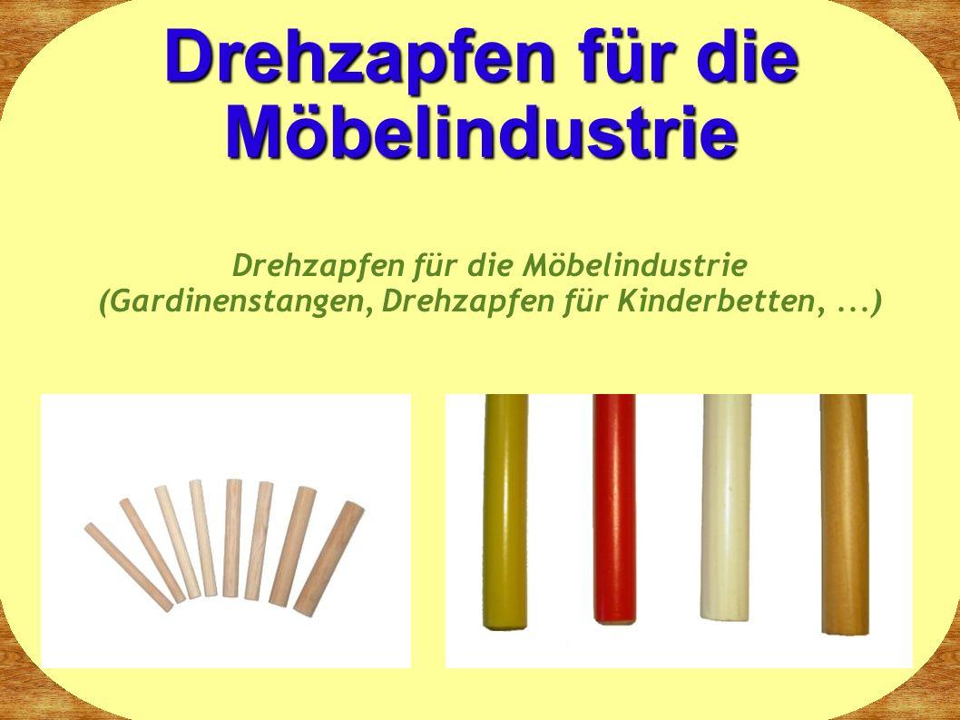 Drehzapfen für die Möbelindustrie (Gardinenstangen, Drehzapfen für Kinderbetten,...) Drehzapfen für die Möbelindustrie