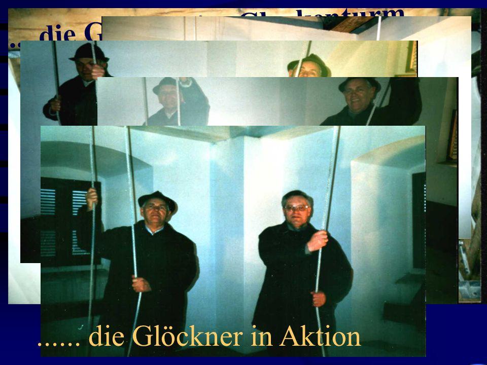 Glockenweihe im Oktober 1994