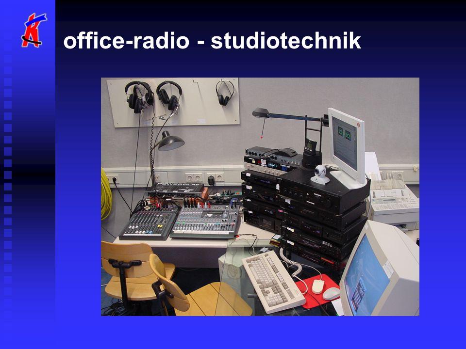 office-radio - studiotechnik