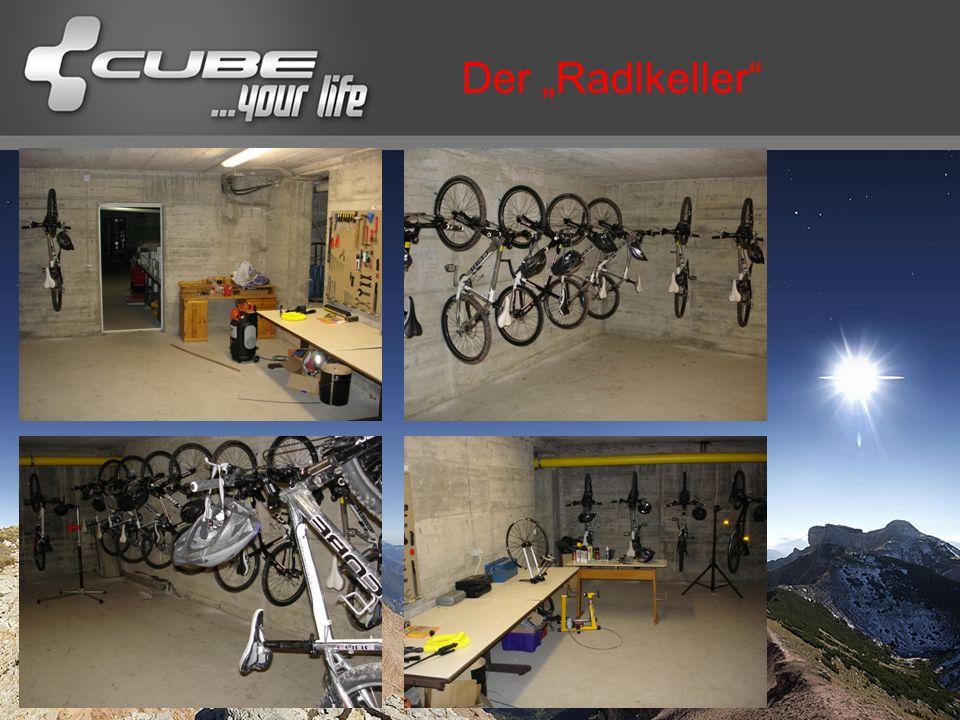 Werkstatt / Radlkeller