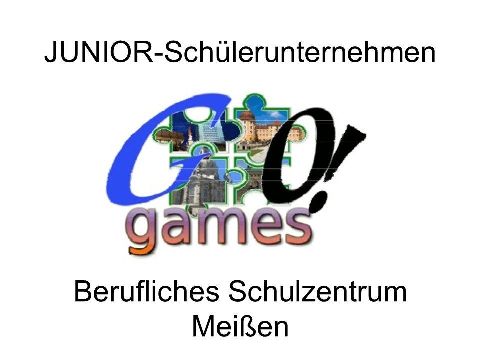 JUNIOR-Schülerunternehmen Berufliches Schulzentrum Meißen