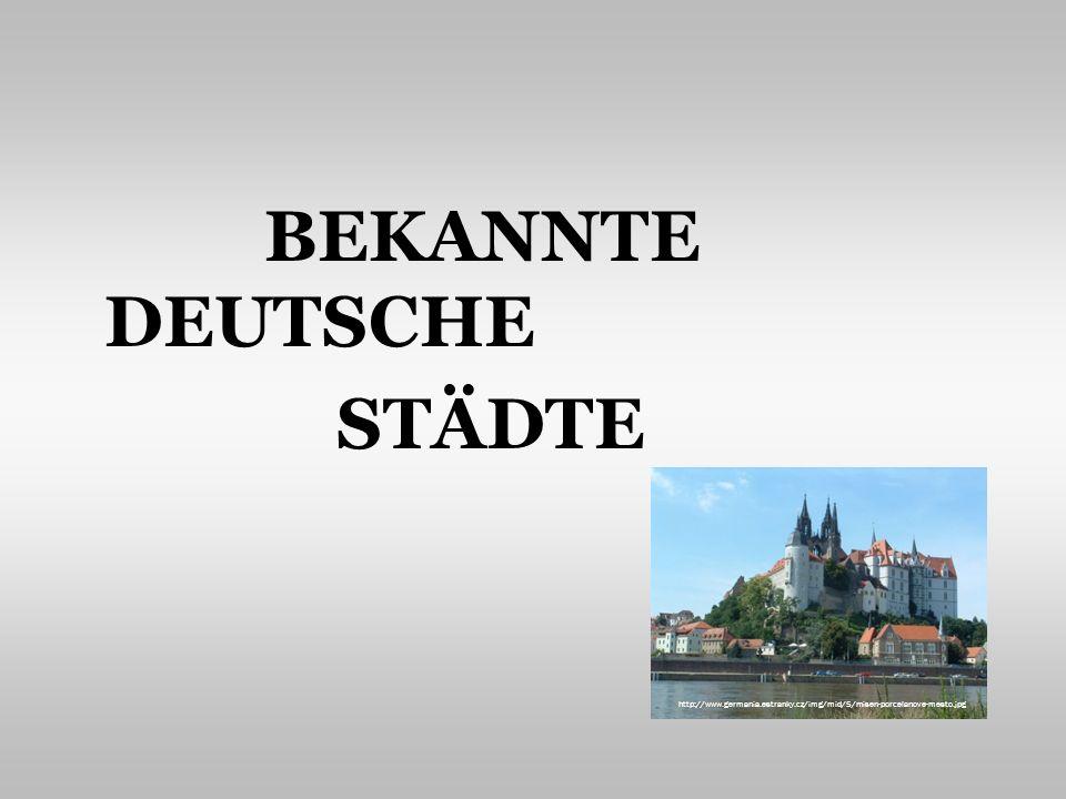 INHALT BERLIN DRESDEN HAMBURG FRANKFURT AM MAIN LEIPZIG KÖLN MEIßEN MÜNCHEN WEIMAR