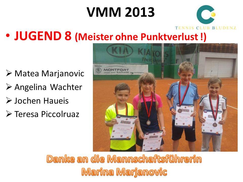 NATIONAL: -Sommer-Staatsmeisterschaft U12 (Silber im Einzel, Bronze im Doppel) -ÖTV KAT II Turnier Spittal U12 (2.