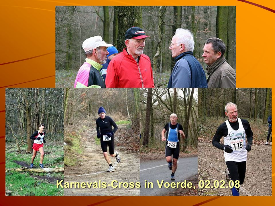 Karnevals-Cross in Voerde, 02.02.08