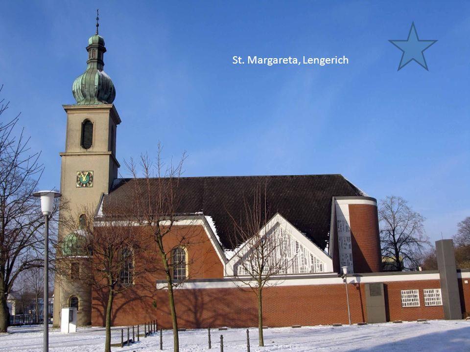 Vielen herzlichen Dank für die guten Wünsche und Gebete zu meiner Einführung in der Gemeinde Sel. Niels Stensen. Eine segensreiche und frohe Weihnacht