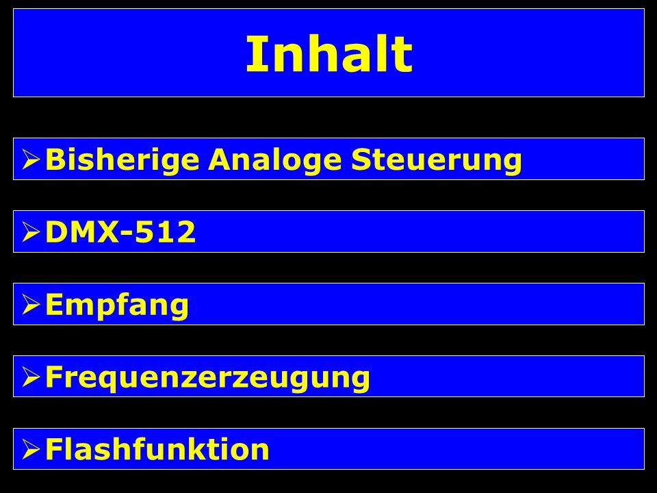 Bisherige Analoge Steuerung Stroboskop Strobe Controller