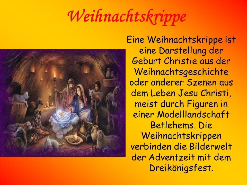 Nikolaus komm in Haus... Am 6. Dezember feiert man in Deutschland den Nikolaustag, den Gedenktag für den Bischof Nikolaus von Myra, der im 4. Jahrhund
