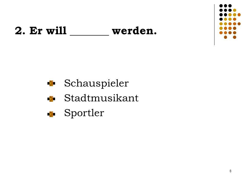 7 1. Der Esel geht nach ________. Berlin Bonn Bremen