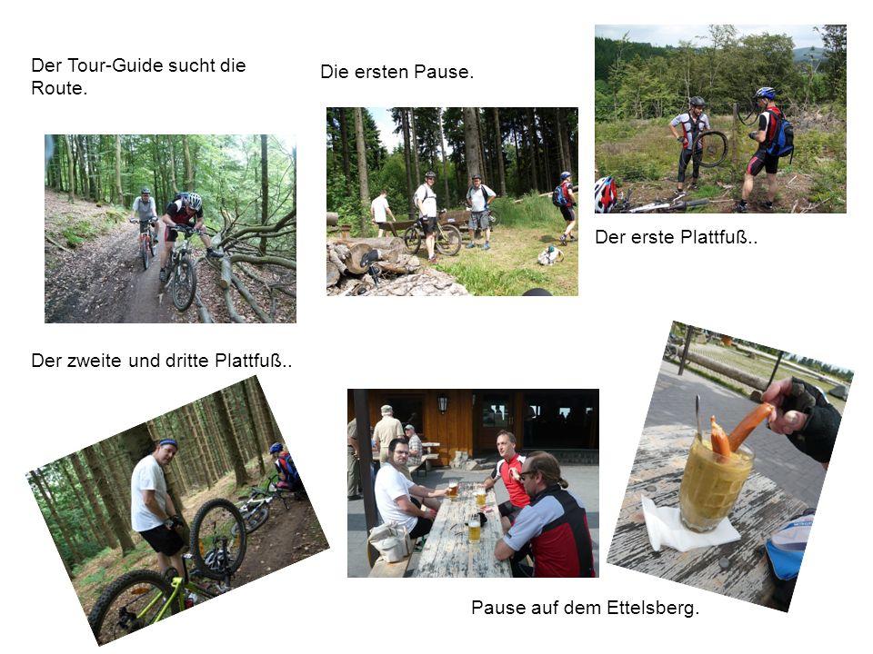 Und dann der beste Teil der Tour die Freeride-Strecke vom Ettelsberg runter nach Willingen Beschreibung der Strecke (Homepage Willingen): Länge ca.