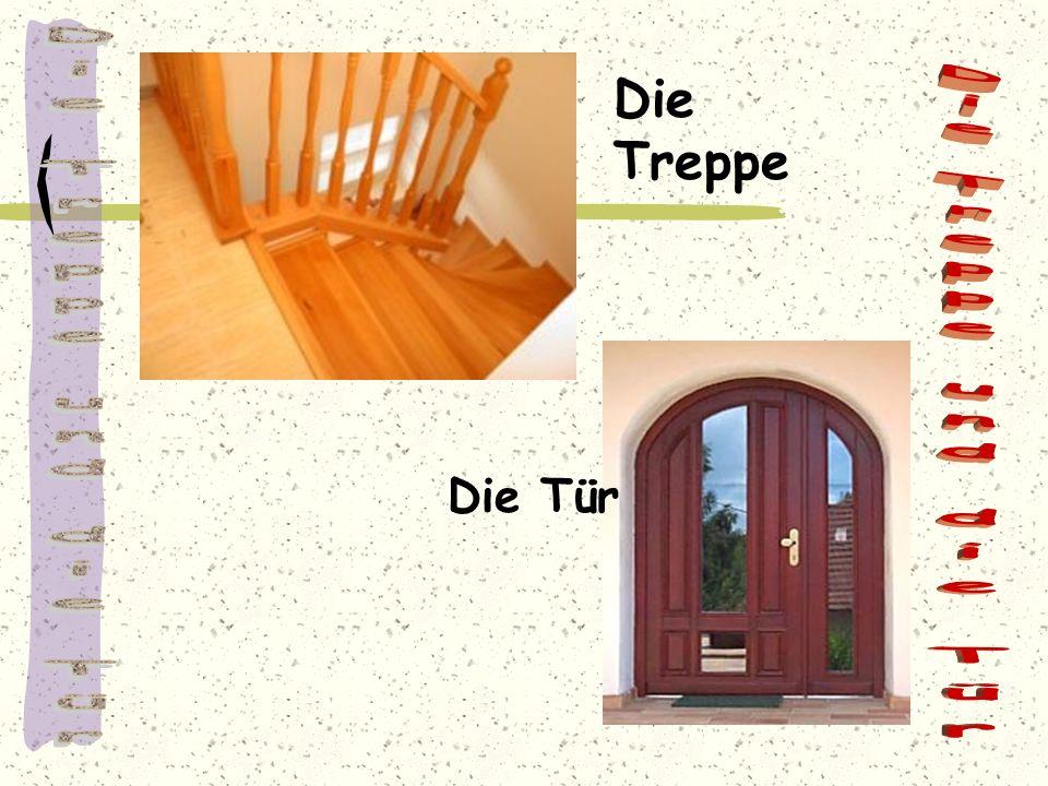 Die Treppe Die Tür