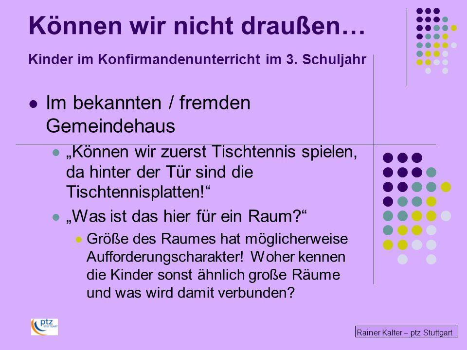 Rainer Kalter – ptz Stuttgart Wer stört?.