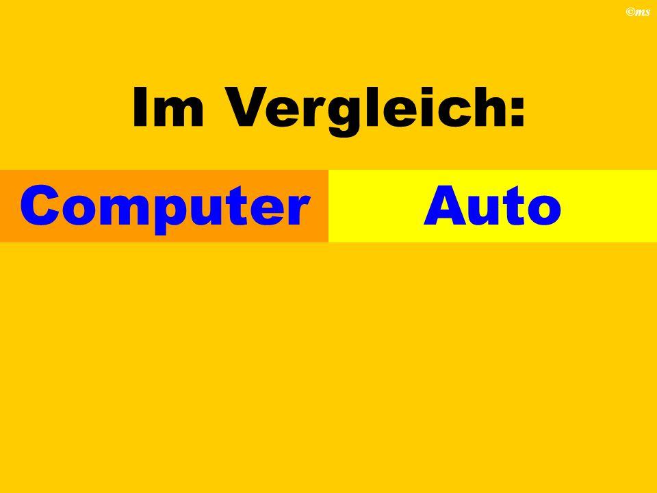 ©ms Im Vergleich: AutoComputer