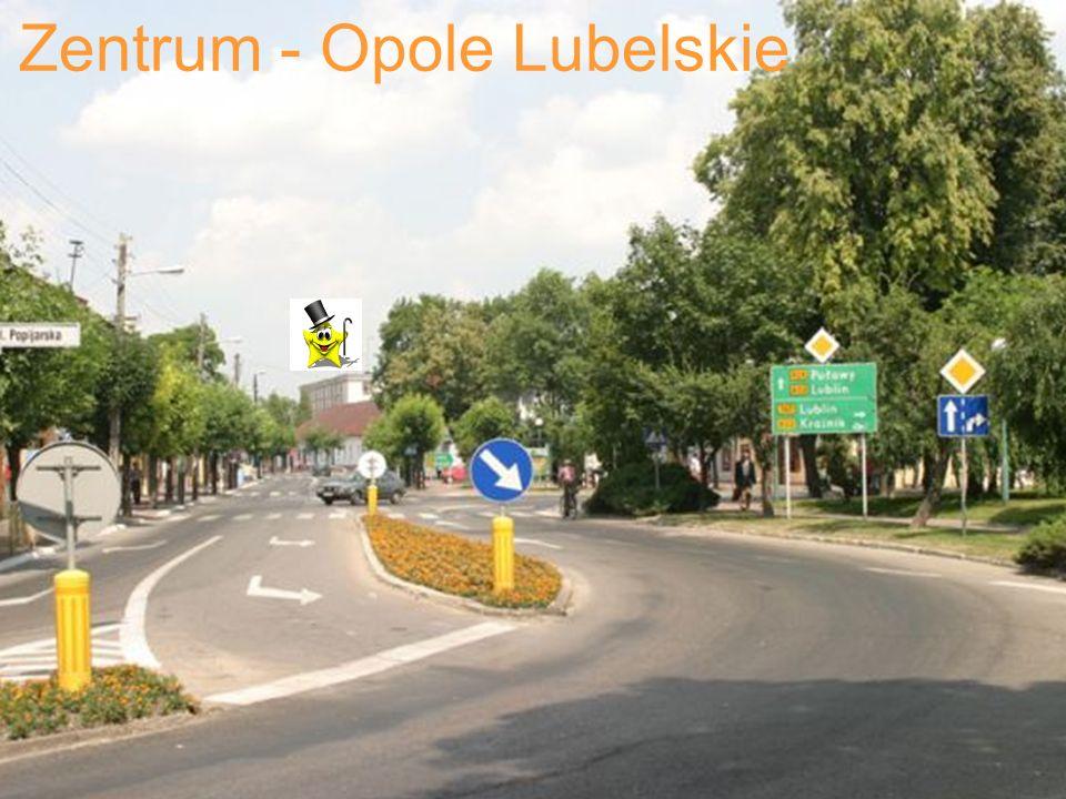 Zentrum - Opole Lubelskie