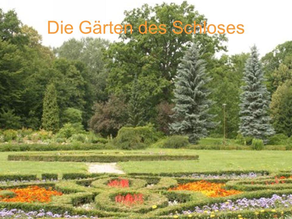 Die Gärten des Schloses