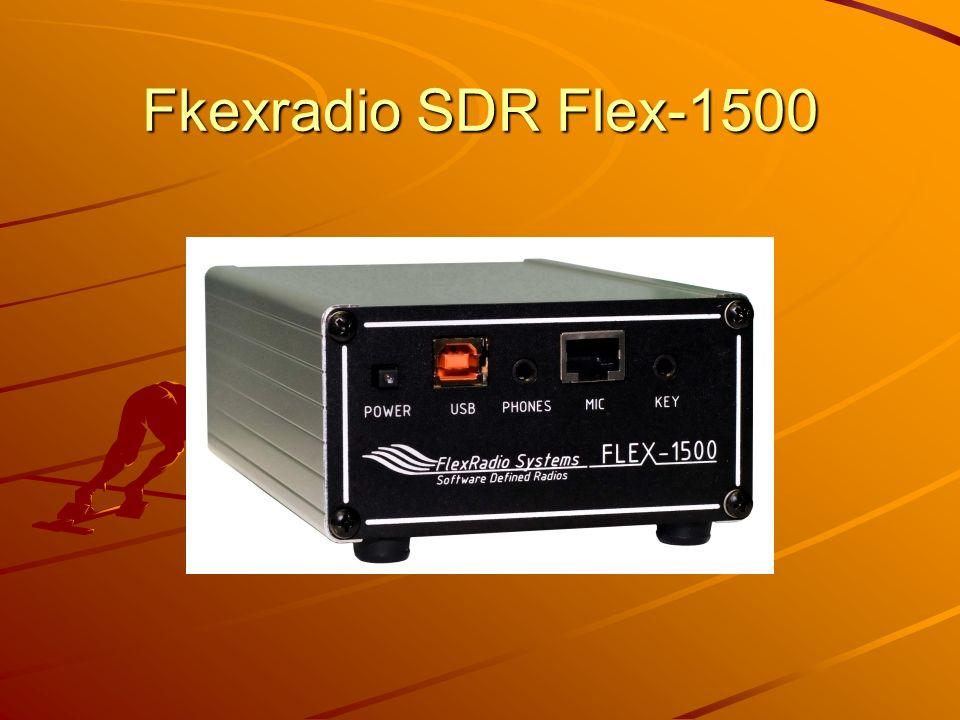 Fkexradio SDR Flex-1500