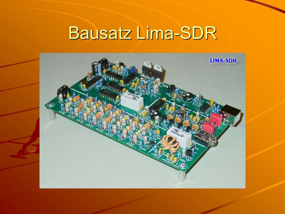 FA-SDR Transceiver Bausatz