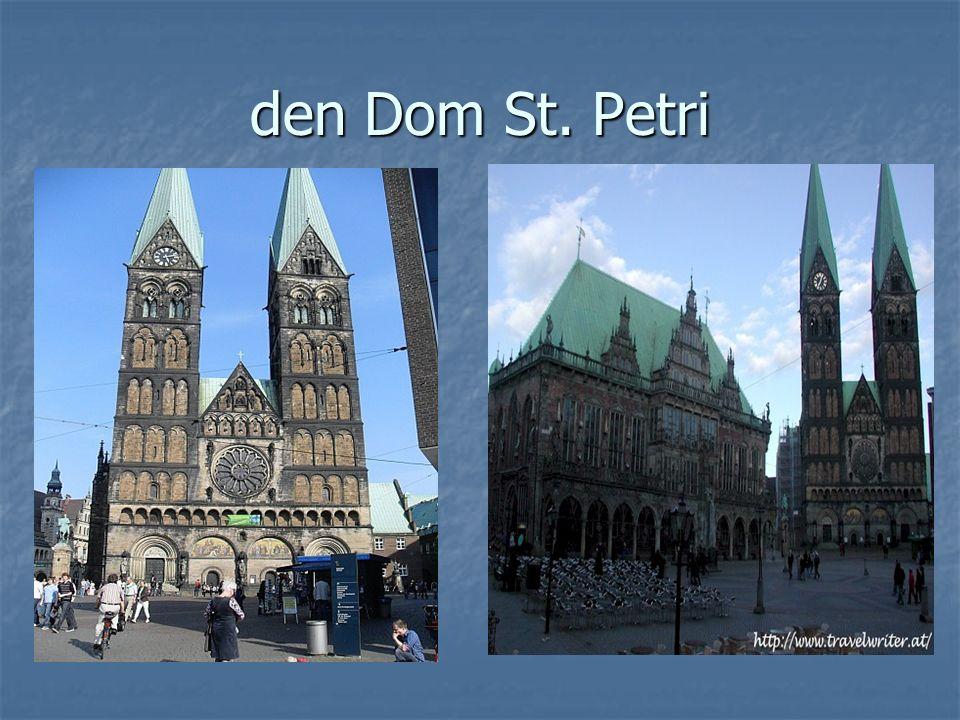 den Dom St. Petri
