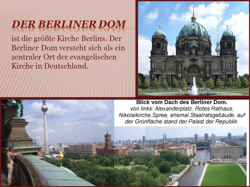 ist die größte Kirche Berlins.
