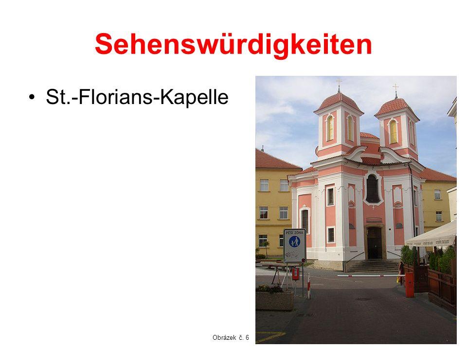 Sehenswürdigkeiten St.-Florians-Kapelle Obrázek č. 6