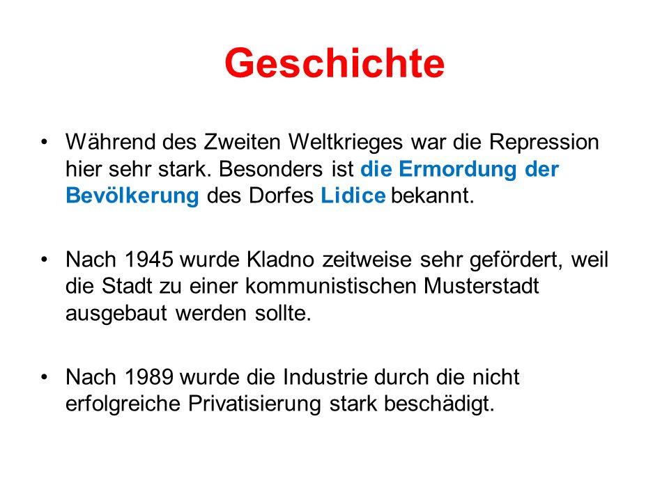 Geschichte Während des Zweiten Weltkrieges war die Repression hier sehr stark.