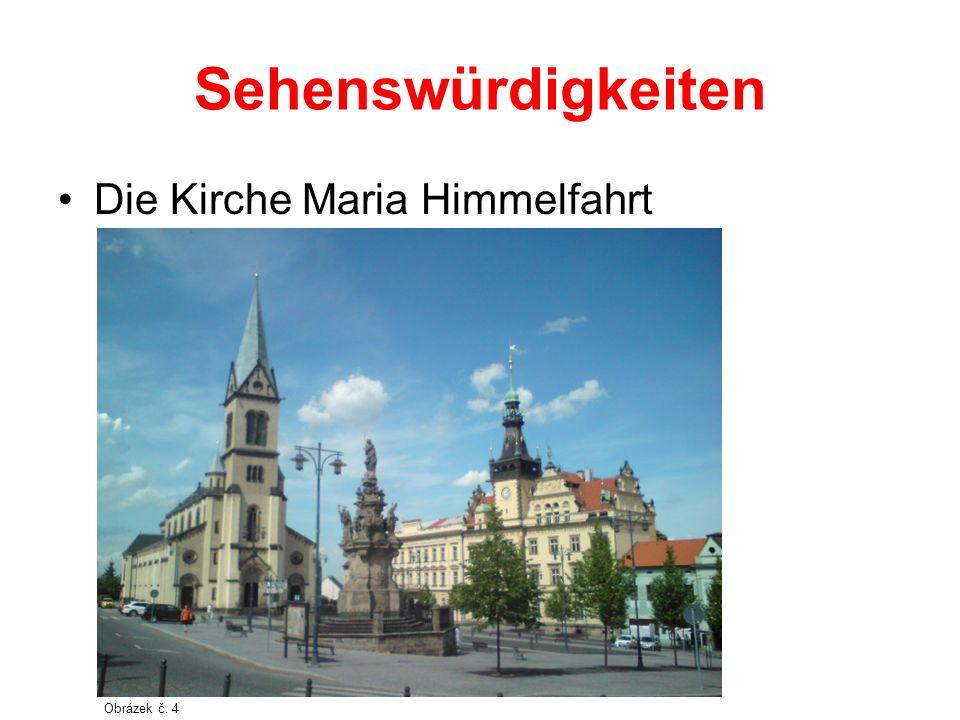 Sehenswürdigkeiten Die Kirche Maria Himmelfahrt Obrázek č. 4
