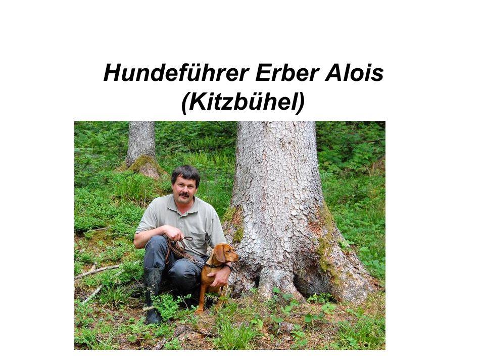 Hundeführer Erber Alois (Kitzbühel)