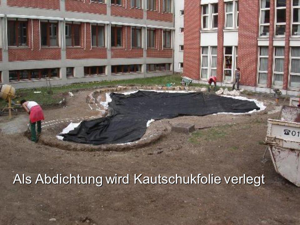 Es hat Spaß gemacht, am Projekt Schulgarten zu arbeiten & diese Präsentation zusammenzustellen.