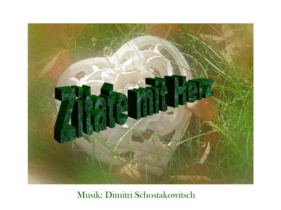Musik: Dimitri Schostakowitsch