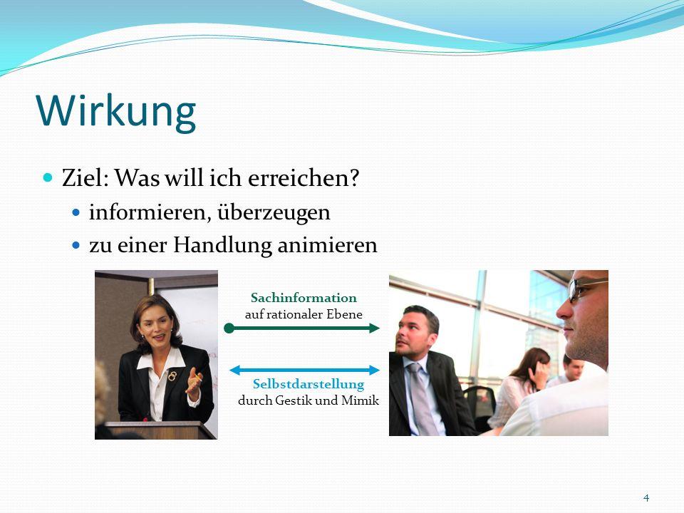 Inhalt Präsentationsaufbau Einleitung Hauptteil Schluss mit Zusammenfassung, evtl. Ausblick 5