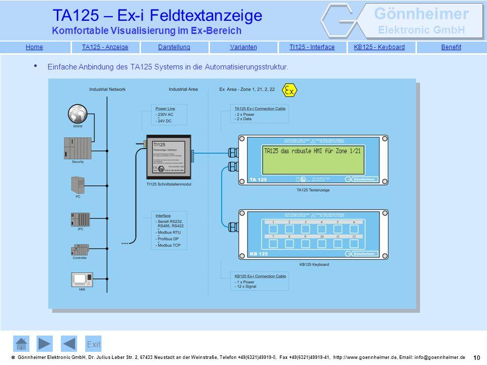 11 Gönnheimer Elektronic GmbH, Dr.Julius Leber Str.