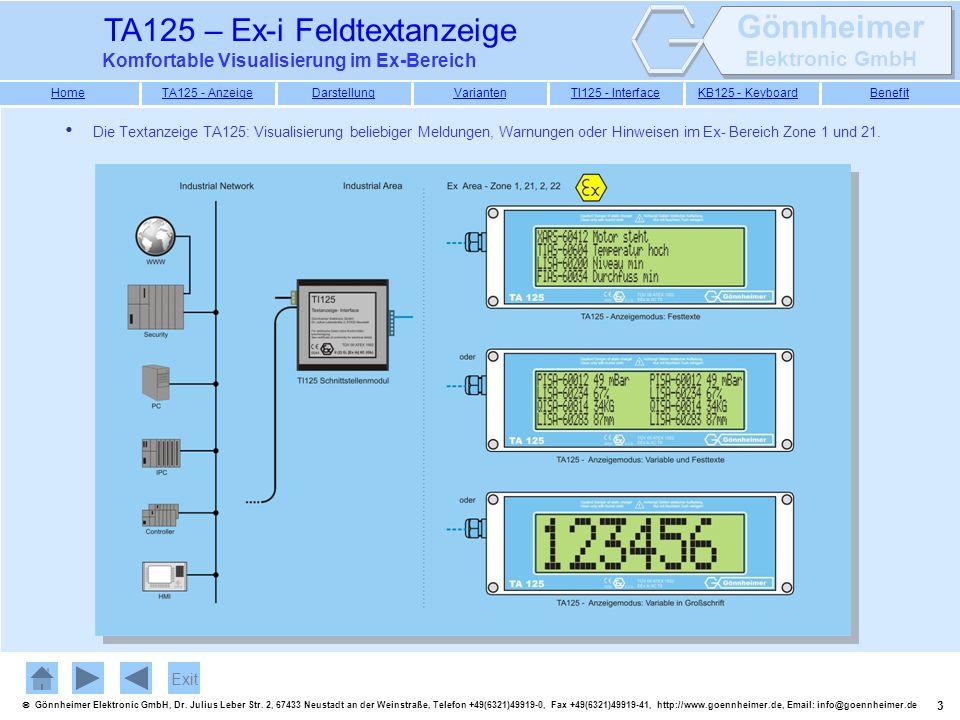 4 Gönnheimer Elektronic GmbH, Dr.Julius Leber Str.