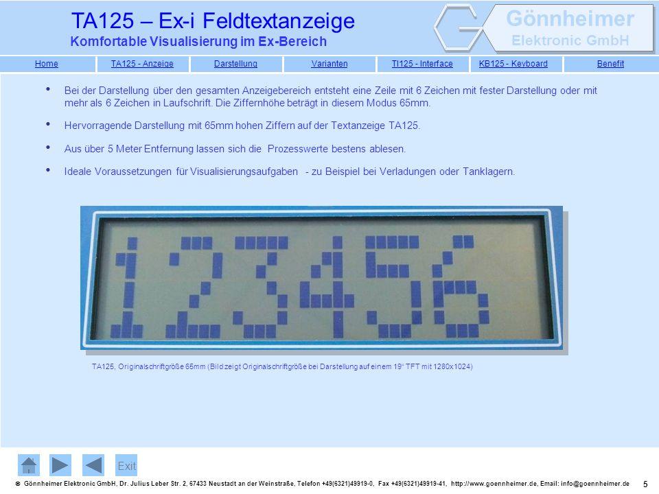 6 Gönnheimer Elektronic GmbH, Dr.Julius Leber Str.