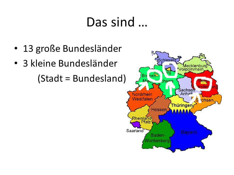 Bundesrepublik: seit 1949