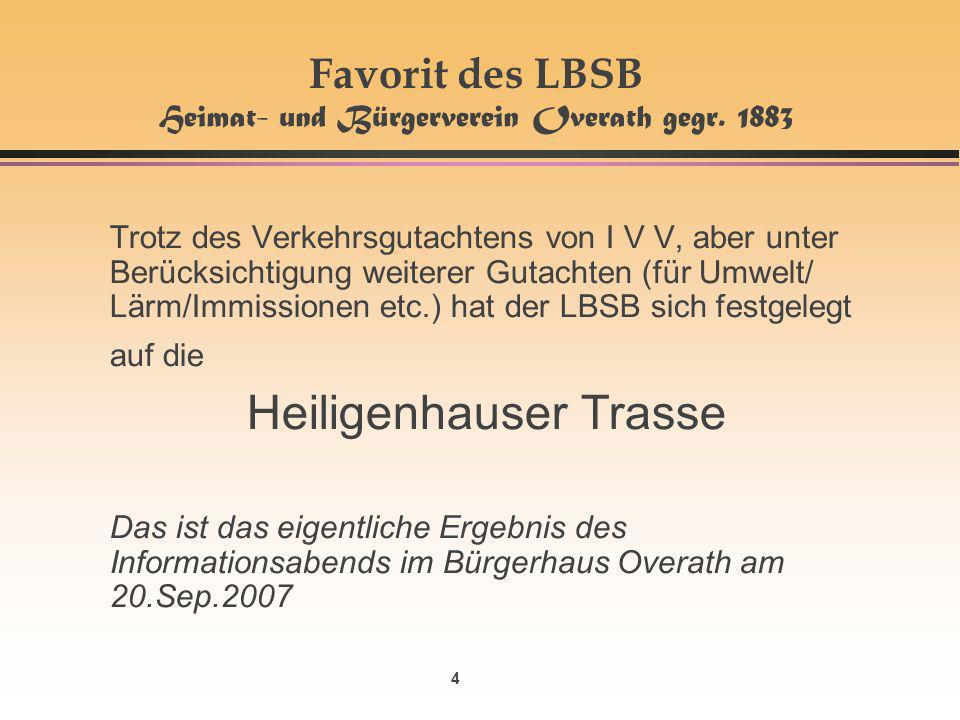 4 Favorit des LBSB Heimat- und Bürgerverein Overath gegr.