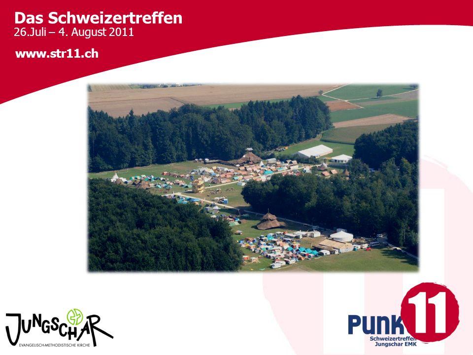 Das Schweizertreffen 26.Juli – 4. August 2011 www.str11.ch Andachts Petrus