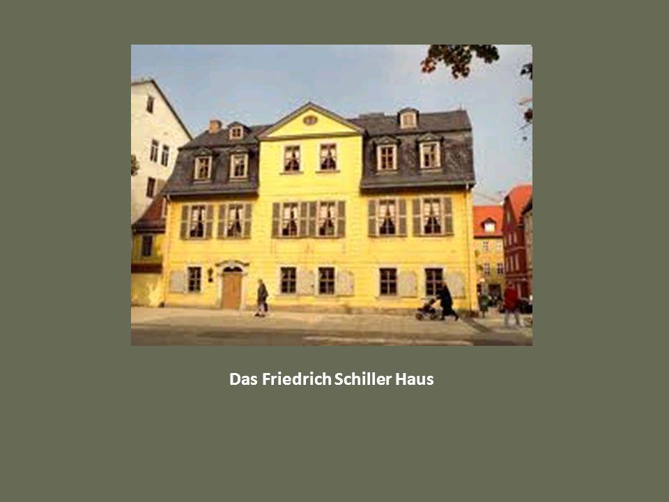 Das Friedrich Schiller Haus