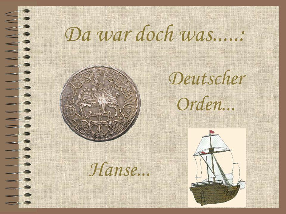 Begriffserklärung deutscher Orden Der deutsche Orden war ein Zusammenschluss von Rittern, die zusammen im Heiligen Krieg gegen die Ungläubigen kämpften.